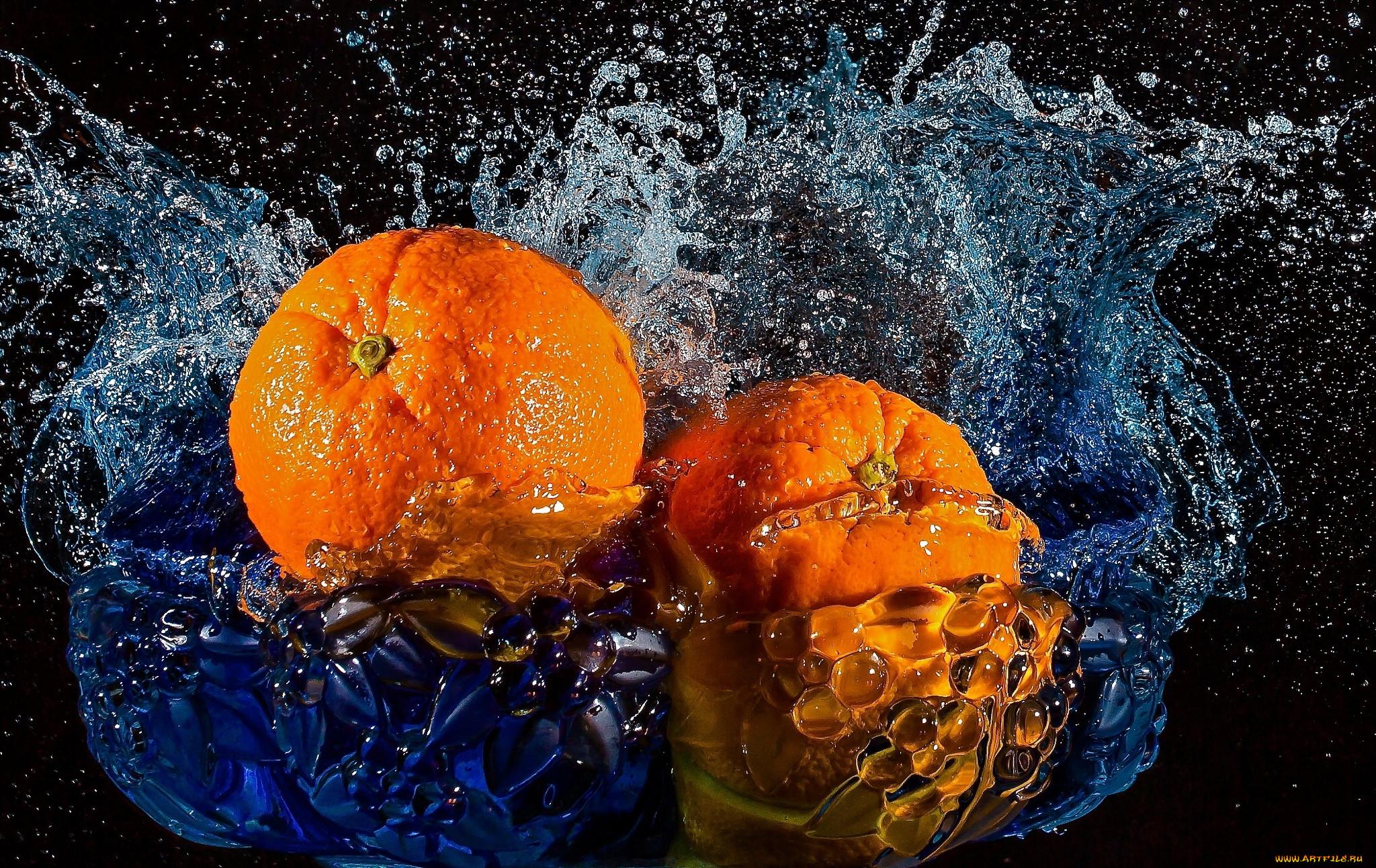 урок красивые картинки на рабочий стол апельсин артист